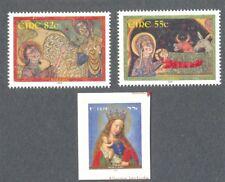 Ireland-Christmas 2009 Religous art mnh-1986/8