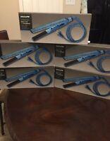 BaByliss 1-Inch Ceramic Blue Flat Iron Limited Ed