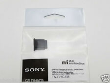 Brand New Unused Sony FA-SHC1M Multi Interface Shoe Cap Protective Hotshoe A7