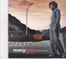 Macy Gray-Why Didnt You Call Me cd single