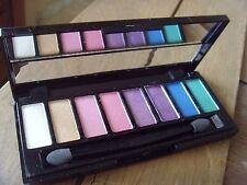 palette 8 couleurs fard à paupiéres