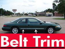 Lincoln MARK VIII 8 CHROME BELT TRIM 1993 - 1998