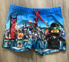 Boys Lego Ninjago Swimming Trunks Age 4-6 H & M