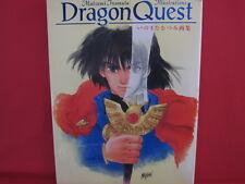 Dragon Quest Mutsumi Inomata illustration art book