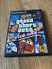 Grand Theft Auto Vice City PS2 Sony PlayStation 2 Game NB1