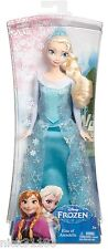 "Disney Frozen ELSA of Arendelle 12"" Sparkle Doll ICE QUEEN VHTF ORIGINAL RELEASE"
