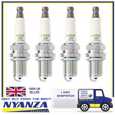 MX5 Spark Plugs x 4 NGK BKR6E-11 NGK2756 Mazda MX-5 Mk1 Mk2 1.6 & 1.8 1989>2005