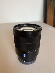 Sony Vario-Tessar T* FE 24-70 mm F/4 ZA OSS Lens