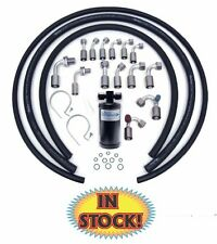 Vintage Air Extended Length Hose Kit with Drier and Beadlock Fittings - 547000