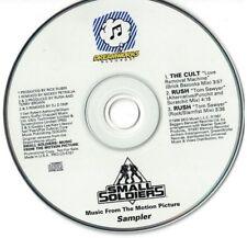 The Cult Love Removal Machine (Brick Bazooka Mix) & Rush Tom Sawyer USA 1998