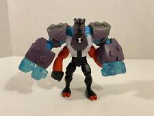 Ben 10 Omni-Enhanced Four Arms Action Figure Playmates