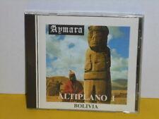 CD - AYMARA - ALTIPLANO I - BOLIVIA