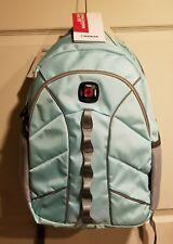 "SwissGear Wenger Sun 16"" Laptop / tablet Padding Backpack Light Blue  $85.99"