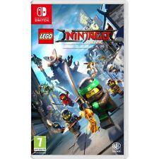 Nintendo Games NSKEADWAR20671 LEGO Ninjago Movie Videogame For Nintendo Switch