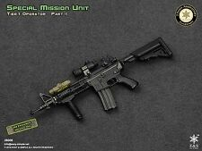 Easy & Simple 1/6 Action Figure SMU Tier-1 USA 26008 MK18 Assault Rifle Set NSW