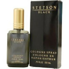 Stetson Black by Coty - Cologne Spray .75 oz