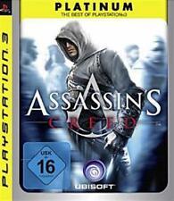 Playstation 3 ASSASSINS CREED 1 Platinum-Essential Gebraucht / Top Zustand