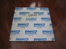 GK45 GASKET KIT, SOFT IRON, VALVE PLATE - GENUINE DRESSER - BRAND NEW