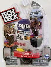 New Tech Deck BAKER Fingerboards Skateboards Series 5 RILEY HAWK ULTRA RARE SK8