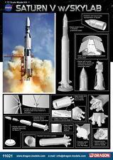 Dragon Model kit 1/72 Saturn V with Skylab