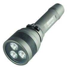 RO1 MARES Lampada EOS 15RZ metal LED torch Ricaricabile 1504 Lumen !!!