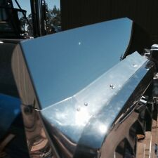 Stainless Bug Deflector to suit Kenworth T900's