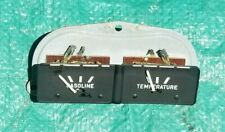 OEM 1949 1950 Cadillac Instrument Cluster Gas Temp Gauge