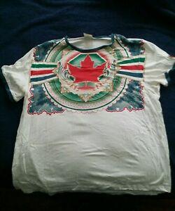 Olympic Shirt: Beijing 2008 Team Canada T-Shirt Men's XL Canada Olympic T-Shirt