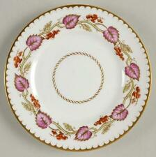 Vintage ROYAL WORCESTER Montpelier Bone China Bread and Butter Plate