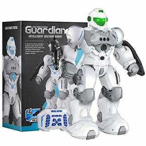 Sonomo Toys for 6-9 Year Old Boys RC Robot Gifts for Kids Intelligent Program...