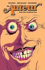 The Auteur Vol #1 Presidents Day Tpb Oni Comics Collects Issues #1-5 Tp