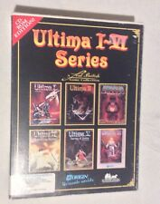 Ultima I-VI Series Big Box Version  IBM PC - Fast Post