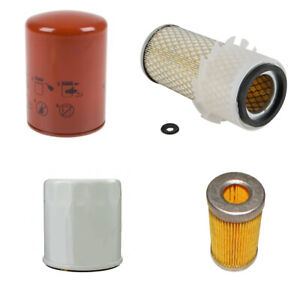 Tractor Filter Service Kit Fits Ford Fits New Holland 1120 1210 1220 1215