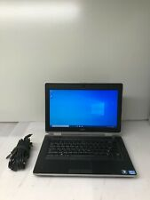 "Dell Latitude E6430 Core i3 3120M 2.50GHz 8GB RAM 320GB HDD 14"" *w/Charger *READ"