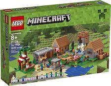 LEGO® Minecraft™ 21128 Das Dorf NEU OVP_ The Village NEW MISB NRFB