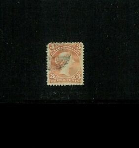 Canada #25 Fine-Good Used. Pulled Perfs. CVat.40.00 @70% - 4