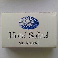 Hotel Sofitel 25 Collins 96530000 Melbourne Restinter 1800642244 Matchbox (MX28)