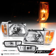 2001-2004 Toyota Tacoma Factory Style Replacement Headlight Corner Lamp Assembly