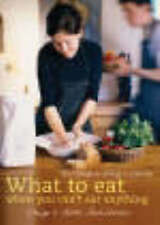 What to Eat When You Can't Eat Anything: The Complete Allergy Cookbook-ExLibrary