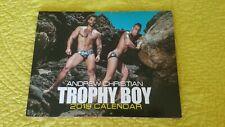 Andrew Christian 2019 Trophy Boy Calendar