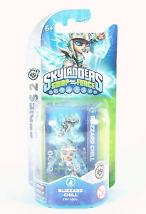 SKYLANDERS Swap Force BLIZZARD CHILL action figure toy PS3 PS4 Wii XBox One NEW!
