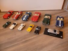 Collection 12x COBRA 427 Kyosho Box REVELL MAJORETTE Burago 1:24 1:43 AC COBRA