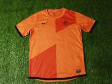 HOLLAND NATIONAL TEAM 2012-2013 FOOTBALL SHIRT JERSEY HOME NIKE ORIGINAL YOUNG