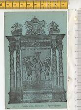 79599 Cartolina - RG - Spaccaforno Ispica - S.S. Cristo alla Colonna - VG 1927