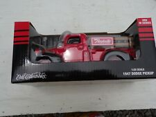 New In Box 2004 Ertl RAYBESTOS 1947 Dodge Pickup 1/25 Scale