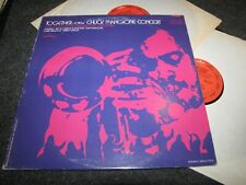 CHUCK MANGIONE - TOGETHER A CHUCK MANGIONE CONCERT - MERCURY DOUBLE LP