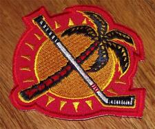 """NEW Florida Panthers Hoodie Size Alternate Logo Patch 3"""" x 3"""" Embroidered *P7"""