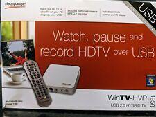 Happauge Model 1192 USB Tuner New Open Box WinTV-HVR 1950 USB Hybrid TV