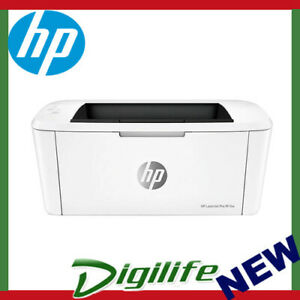 HP W2G51A LaserJet Pro M15W A4 Mono Wireless Laser Printer USB WiFi Up to 18ppm