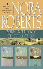 Nora Roberts - Born in Trilogy: Born in Fire, Born in Ice, Born in Shame (CD)